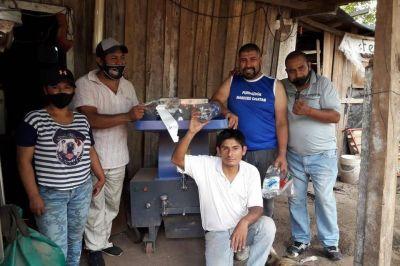 Ladrillos de plástico, alternativa para construir viviendas económicas