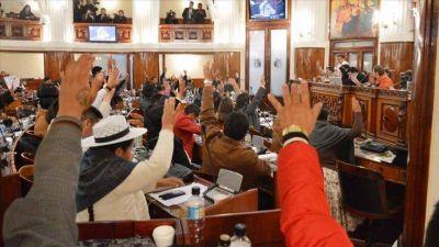 Bolivia: Diputados aprueba proyecto que prohíbe huelgas en el sector salud