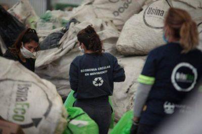 Trelew: inauguran nuevo centro de reciclado