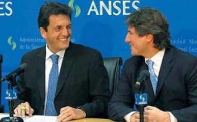Massa y Boudou, una enemistad que se impuso a los vínculos del pasado en la Ucedé, la Anses y el Club Tigre
