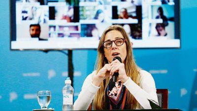 Quién es Agustina Vila, la responsable de la vuelta a clases en la Provincia
