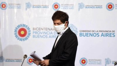 Acreedores de la provincia de Buenos Aires amenazan a Kicillof con pedir default por u$s 7148 millones