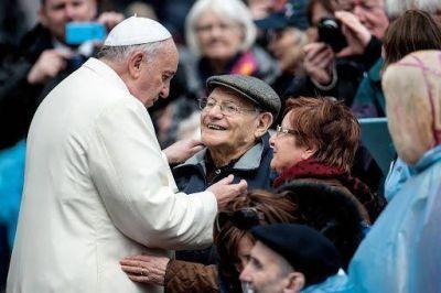 Papa Francisco instituye la Jornada Mundial de los Abuelos y de los Mayores