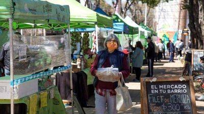 """""""El Mercado en tu Barrio"""" vuelve a San Isidro con buenos precios"""