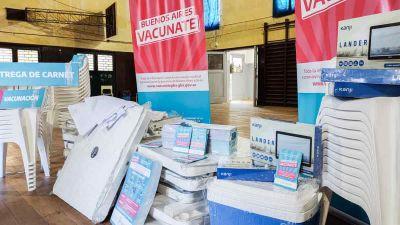 Escuelas de la Región se preparan para ser epicentro de operativos de vacunación