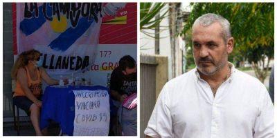 """El concejal de Avellaneda Sebastián Vinagre apuntó a la """"politización"""" de las """"prioridades de la vacunación"""""""