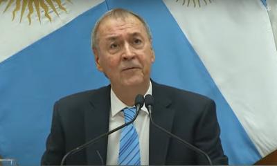 Legisladores de la oposición sentaron postura tras el discurso de Schiaretti
