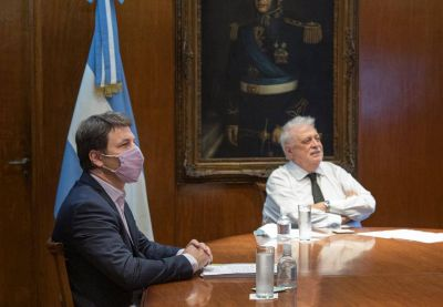Salud suscribió convenios con Obras Sociales de Salta y Jujuy