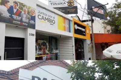 Divisiones e internas marcan al PRS y al PRO en Salta