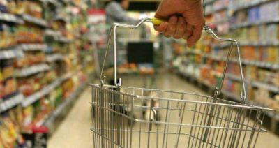 Las alimenticias dejan en 4% la inflación de enero
