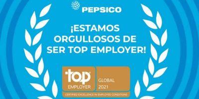 PepsiCo es reconocido como uno de los mejores empleadores del mundo