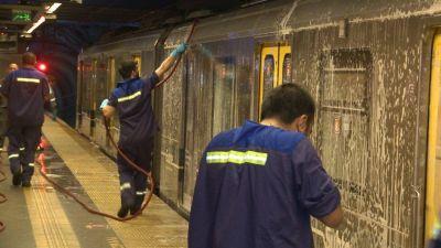 A pesar de tener 330 positivos y 6 casos fatales, Metrovías convocó a trabajar a los grupos de riesgo