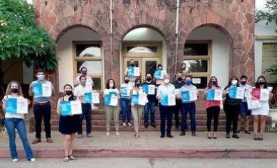 La UATRE y el RENATRE participan de la Mesa contra la Trata de Personas en Corrientes