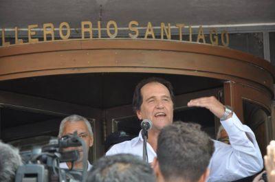 Otro movimiento a pedido de Alberto: Basteiro deja el Astillero para ir a la embajada de Bolivia