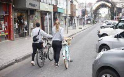 """3 de Febrero instalará """"guarderías de bicicletas"""" para incentivar la movilidad sustentable"""
