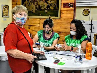 Comenzó la preinscripción a jubilados para recibir la vacuna contra el Covid