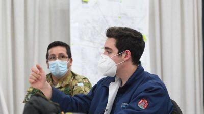 Causa del falso médico del COE: Río Cuarto pedirá ser querellante