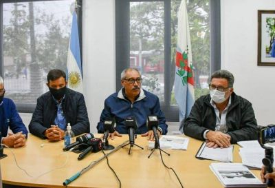 El Ministerio de Agua y Energía brindó precisiones sobre el bajo caudal de agua en dique Los Sauces