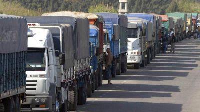 Por el paro de transportistas se perdieron exportaciones por más de u$s 100 millones