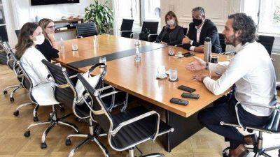 Por las denuncias en Formosa, Santiago Cafiero se reunió con Amnistía Internacional