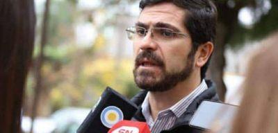 """Barrionuevo: Es importante sostener """"una intervención fuerte con una mirada política y peso político a nivel nacional"""""""