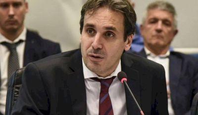 El Senado decidirá mañana si Ramos Padilla desembarca en La Plata