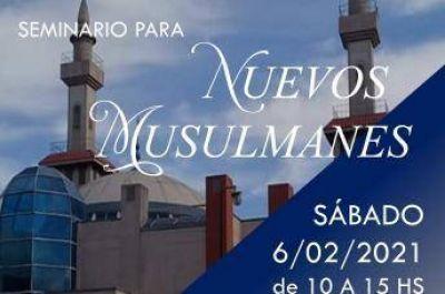Seminario para nuevos musulmanes en el Centro Cultural Islámico Rey Fahd de Buenos Aires