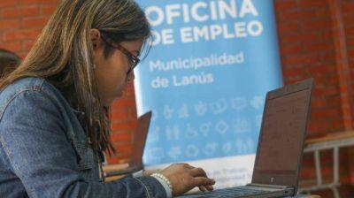 Lanús presentará su renovado portal de empleo