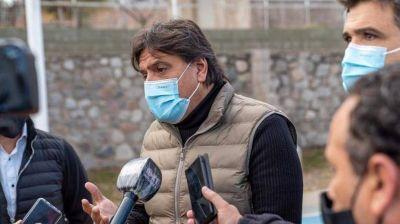 Mosquera volvió a hablar de los casos Blas Correas y Joaquín Paredes y sobre el aumento de delitos