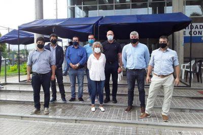 Un grupo de diputados opositores ingresó a Formosa para relevar la situación de la provincia