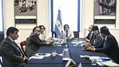 Tras la protesta de la CGT, el Gobierno niega que las paritarias tenga techo