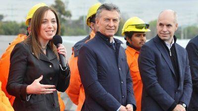 Con encuestas desfavorables y a pesar de Larreta, Vidal está cada vez más decidida a saltar a la Ciudad