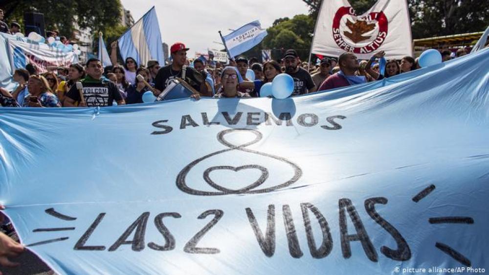 ONG provida presenta el primer recurso de amparo para suspender la ley del aborto