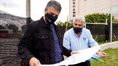 Vicente López continúa renovando sus espacios públicos