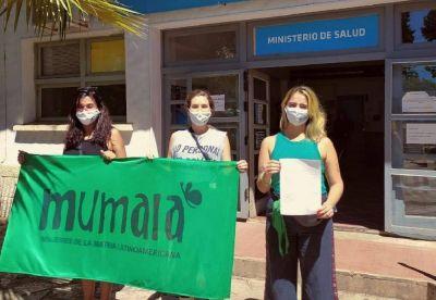 Mumalá Córdoba pidió una reunión con el Ministerio de Salud por el aborto legal