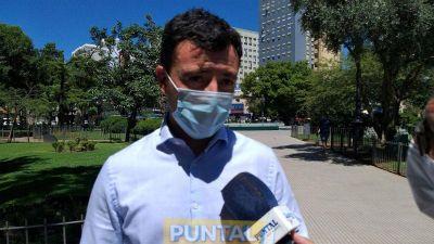 Rodrigo De Loredo en Río Cuarto: