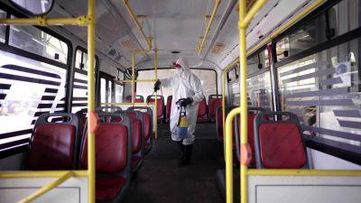 Nación, provincia y CABA coordinan el transporte para el regreso a las clases presenciales