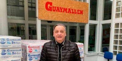 Guaymallén, cerca de inaugurar una segunda fábrica, empleará a 100 trabajadores directos y exportará a EE.UU