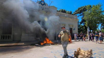 Máxima tensión entre Grabois y los intendentes del Peronismo