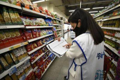Intendentes profundizan los controles de los precios en los supermercados de sus tierras