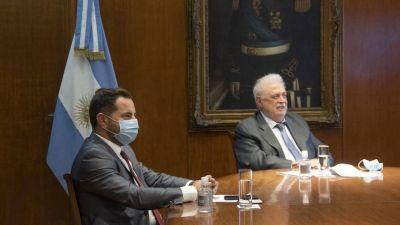 Ginés prometió 62 millones de vacunas y descartó un acuerdo con Pfizer: