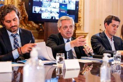 Los escenarios políticos que evalúa el presidente Alberto Fernández