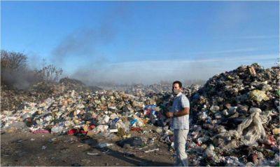 Basural en Perico: Realizan un pedido de informe a la Finca El Pongo