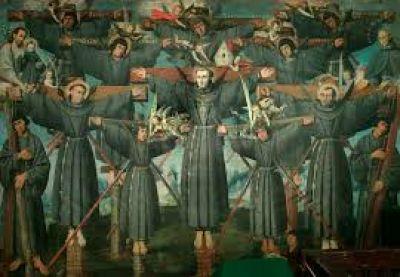 Así derramaron su sangre los 26 mártires cristianos en Japón