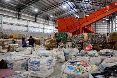 Valle inferior a pleno con el reciclaje