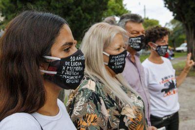 La Secretaría de Derechos Humanos inauguró nuevas señalizaciones contra la violencia institucional