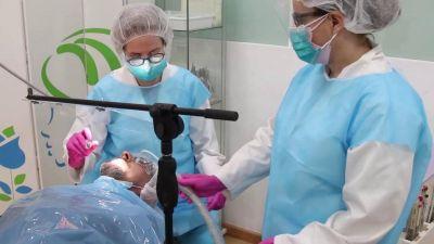 Recuerdan que los kit de protección odontológicos deben ser cubiertos por las obras sociales