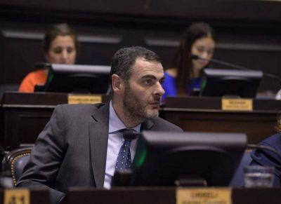 """Adrián Urreli: """"Me gustaría un Gobernador propositivo y no uno que todo el tiempo le eche la culpa a los otros"""