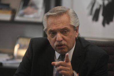 Alberto Fernández sobre la Corte Suprema, la persecución a Cristina Kirchner y la prisión de Milagro Sala