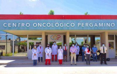 El Centro Oncológico Pergamino se afianza en el diagnóstico y tratamiento del cáncer
